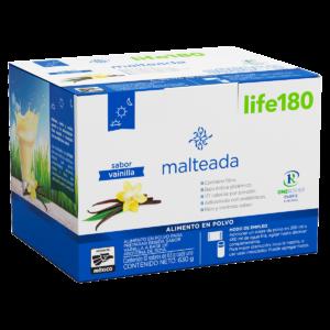 Malteada Vainilla Life180