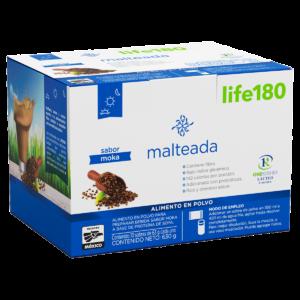 Malteada Moka Life180